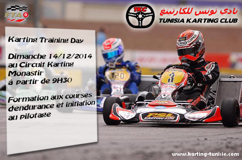 Karting Training Day