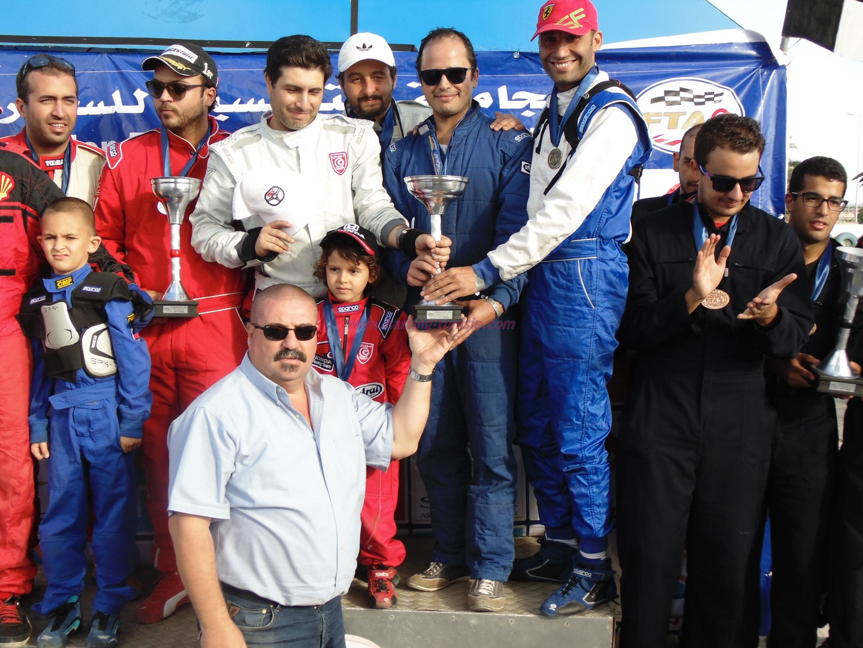 Résumé de la 5ème manche du championnat Tunisia Kart Trophy 2015