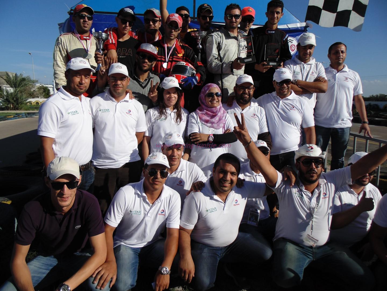 Résumé : La Finale Tunisia Kart Trophy 2015