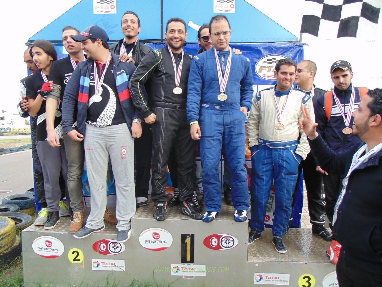 Résumé : 1ère manche de Tunisia Kart Trophy 2016