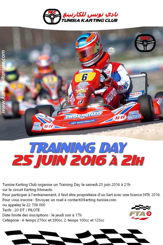 TKC Training Day 4ème édition – 25 juin 2016