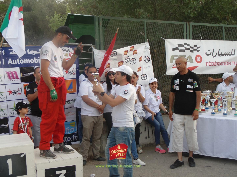 Course Automobile Algéro-Tunisienne vers le haut niveau