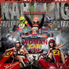 Manche 2 – Woman Kart Cup 2016