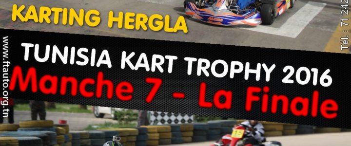La finale – Tunisia Kart Trophy 2016 – Manche 7