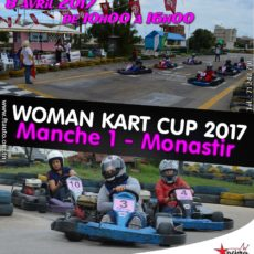Manche 1 – Woman Kart Cup 2017