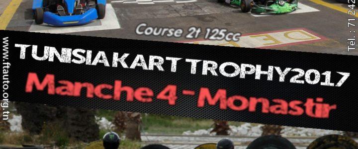 Manche 4 – Tunisia Kart Trophy 2017