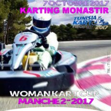 Manche 2 – Woman Kart Cup 2017