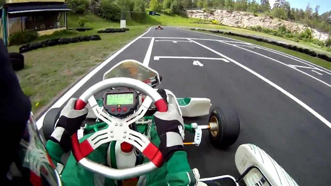 Inscription au championnat Karting 2018