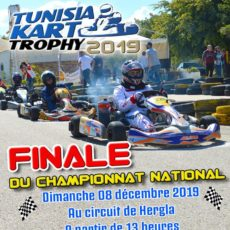 La finale – Tunisia Kart Trophy 2019