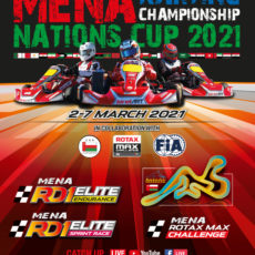 MENA KARTING NATIONS CUP 2021