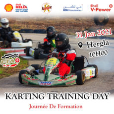 Karting Training Day, Première édition