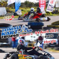 Tunisia Kart Trophy 2021, Manche 2