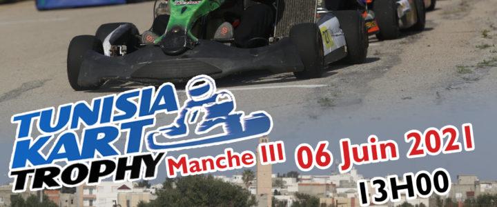 Tunisia Kart Trophy 2021, Manche 3