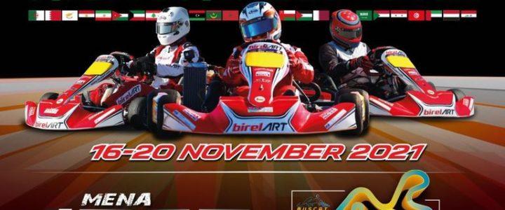 MENA Karting Championship Nations Cup 2021