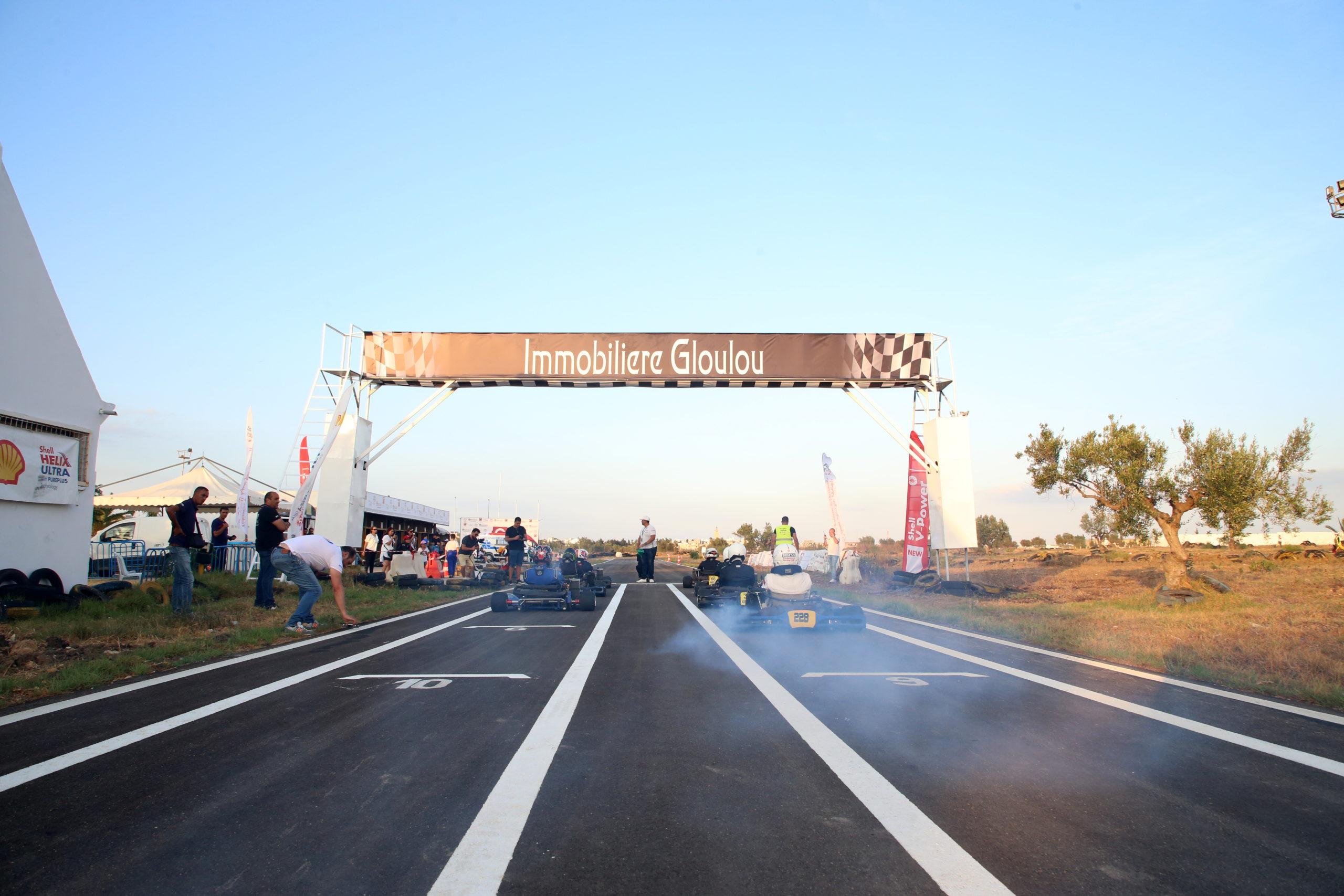 Inscription au Championnat Tunisia Kart Trophy 2021