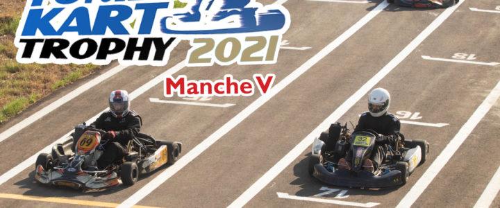 Tunisie Kart Trophy 2021, Manche 5